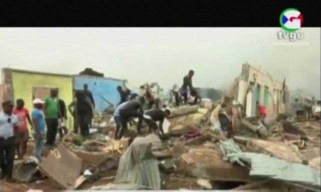 E.Gvineja: U seriji eksplozija poginulo 31 lice,povređeno 600