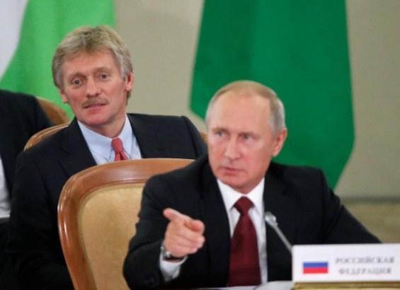 Peskov: Putin će pričati sa Erdoganom i Rohanijem o napadu