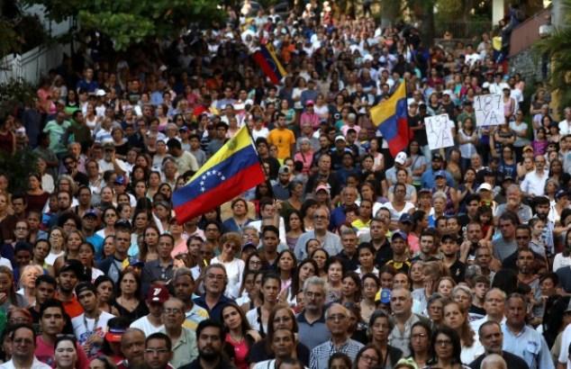 Vrhovni sudija Venecuele traži ukidanje imuniteta Gvaidu