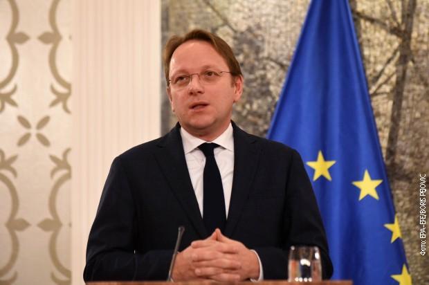 Varhelji: EU da otvori pregovore sa Severnom Makedonijom i Albanijom