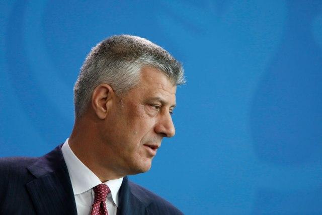 Tači ne očekuje promene u odnosima sa Beogradom