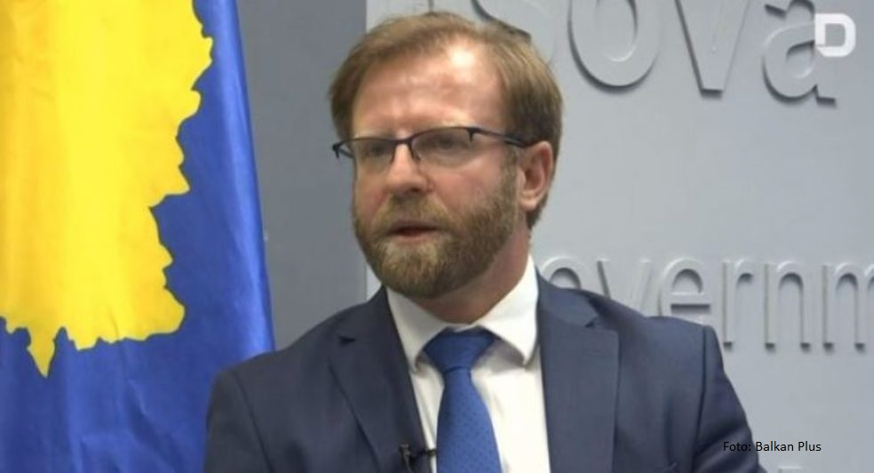 Abazi: Srpski kamioni ne mogu bez dokumenta