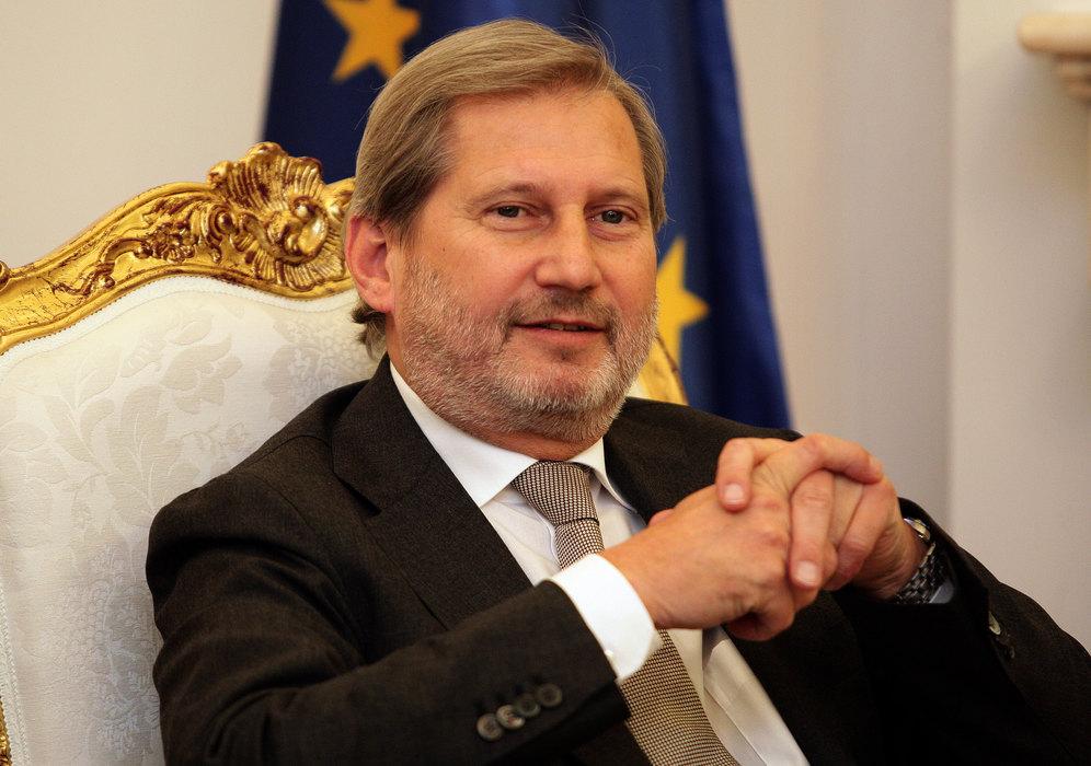 Han:Mišljenje Evropske Komisije do maja, ako bude formirana vlast