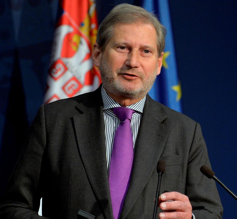 Han sa srpskim zvaničnicima o reformama i dijalogu sa Prištinom