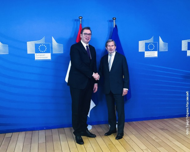 Vučić: Bićemo na evropskom putu, ali ne očekujte strahovit entuzijazam i ogromnu energiju