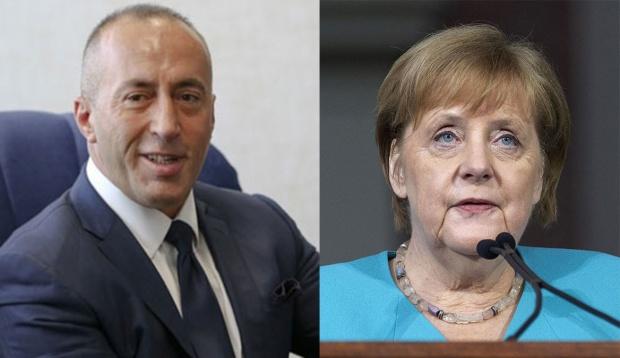 Merkel sutra sa Haradinajem i o odnosima Beograda i Prištine