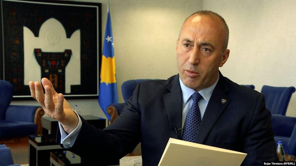 Haradinaj:U dijalogu sa Beogradom ne treba pristajati na kompromise
