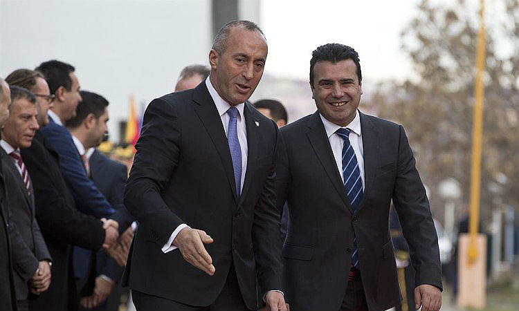 Blic: Tajne veze Haradinaja i Zaeva
