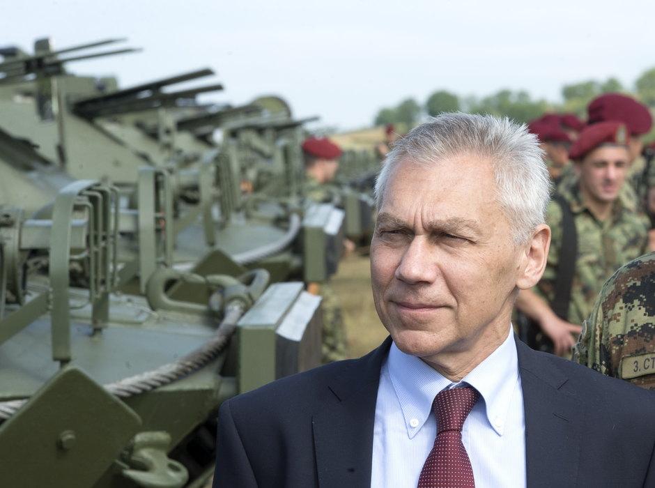 Bocan-Harčenko: Beograd je karika u odnosima Rusije i Zapada