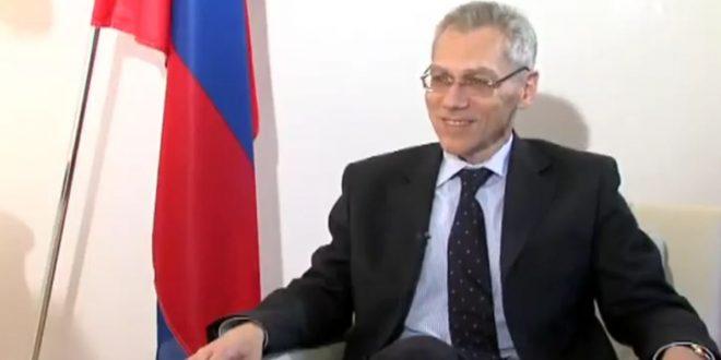 Bocan-Harčenko: Uspon odnosa Srbije i Rusije bez presedana