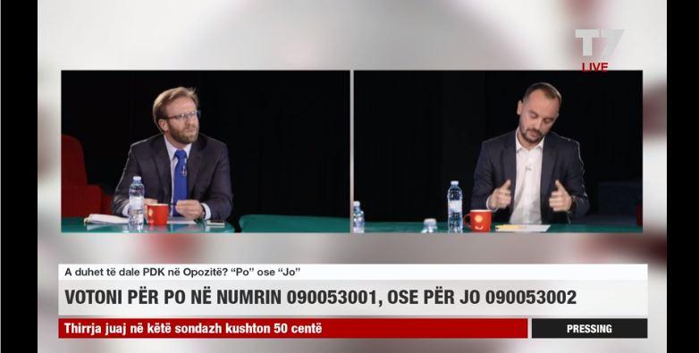 Tuča kandidata za poslanike u Skupštini Kosova nakon TV emisije