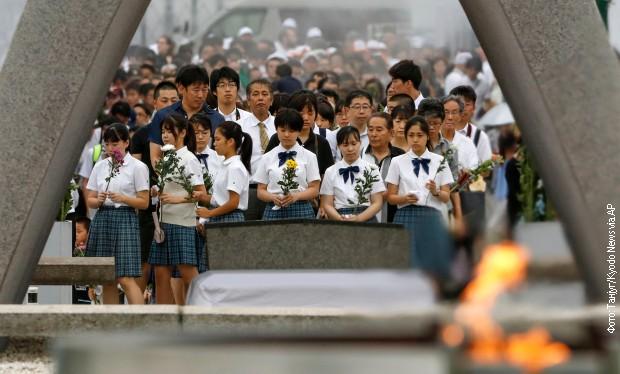 Razaranje Hirošime 74 godine kasnije, gradonačelnik proziva vladu