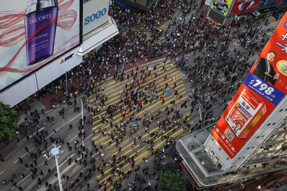 Srpski studenti se vraćaju iz Hongkonga