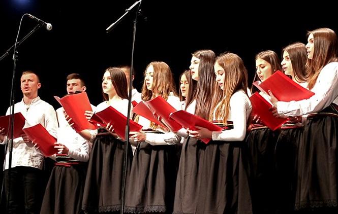 Hor Simonida iz Gračanice nastupa u Beogradu