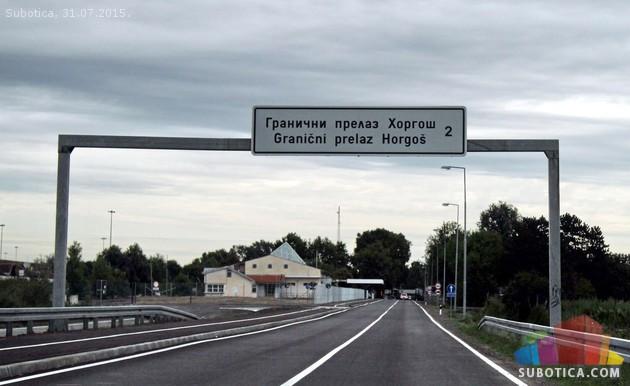 Povolji uslovi za vožnju, teretnjaci na Horgošu čekaju 5 časova