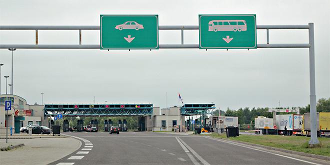 Umeren saobraćaj, kamioni na Horgošu čekaju 10 sati