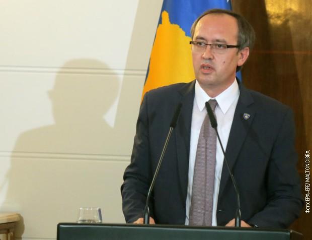 Hoti: Priština ima konstruktivnu ulogu u svim bezbednosnim mehanizmima