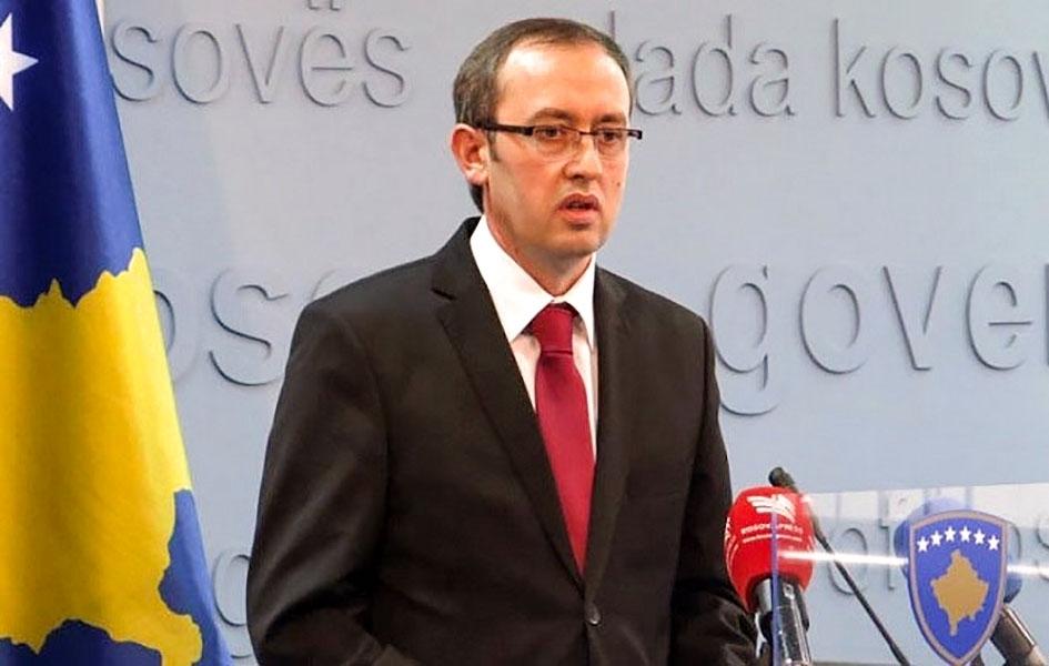 Hoti:Za normalizaciju odnosa sa Srbijom, kao dve zemlje