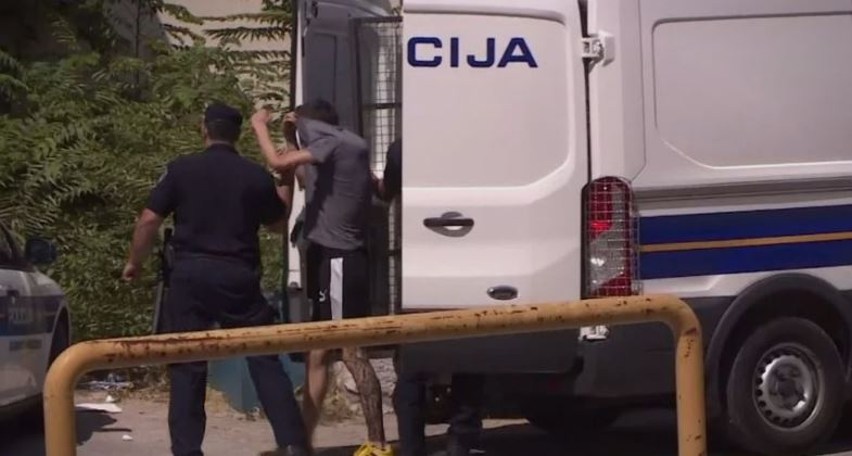 Četvorici napadača na Srbe kod Knina  određen jednomesecni pritvor