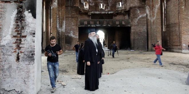 Priština planira rušenje Sabornog hrama Hrista Spasa, žele