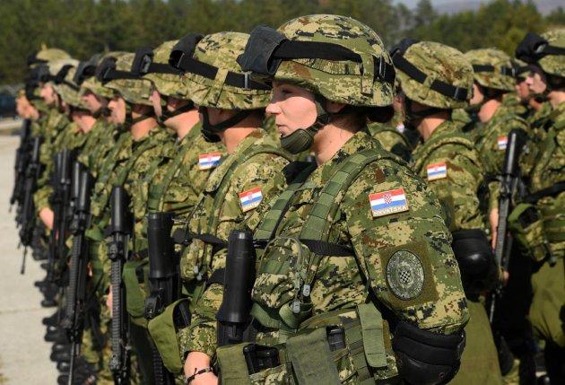 Počela NATO vežba u Hrvatskoj, uz učešće tzv.