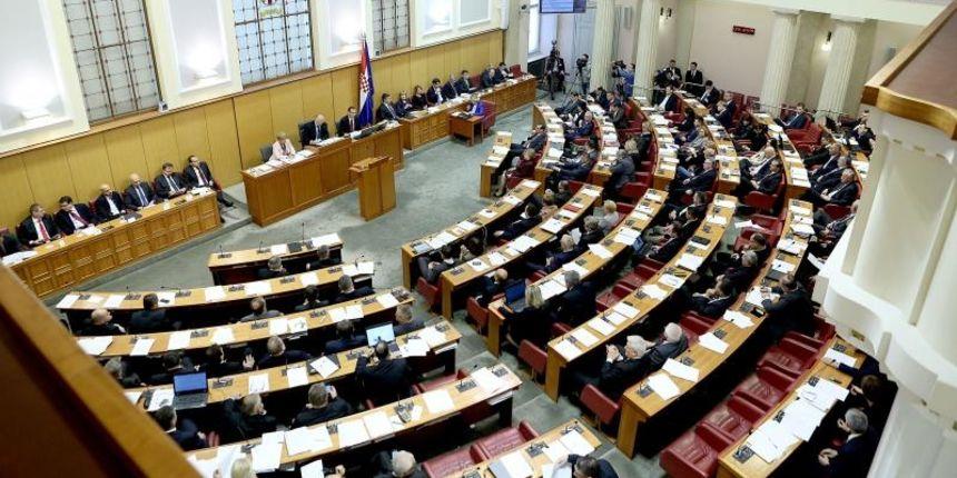 Sabor odbio SDP-ovu interpelaciju o radu vlade