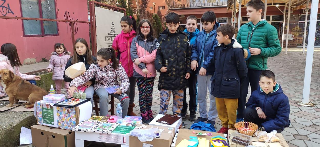Mali humanitarci iz Kosovske Mitrovice ponovo u akciji prikupljanja pomoći, ovoga puta za Magdalenu
