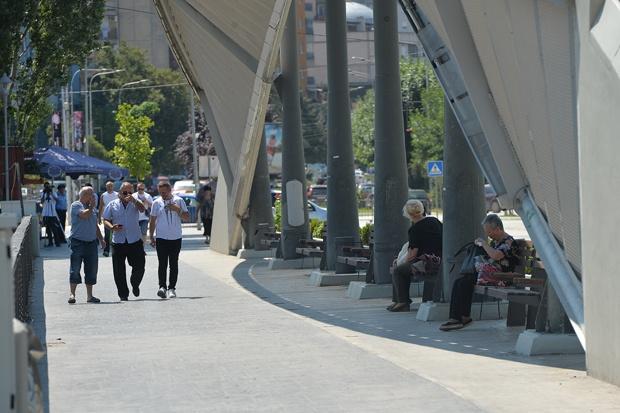 KP: Tri muškarca napadnuta i opljačkana na Ibarskom šetalištu