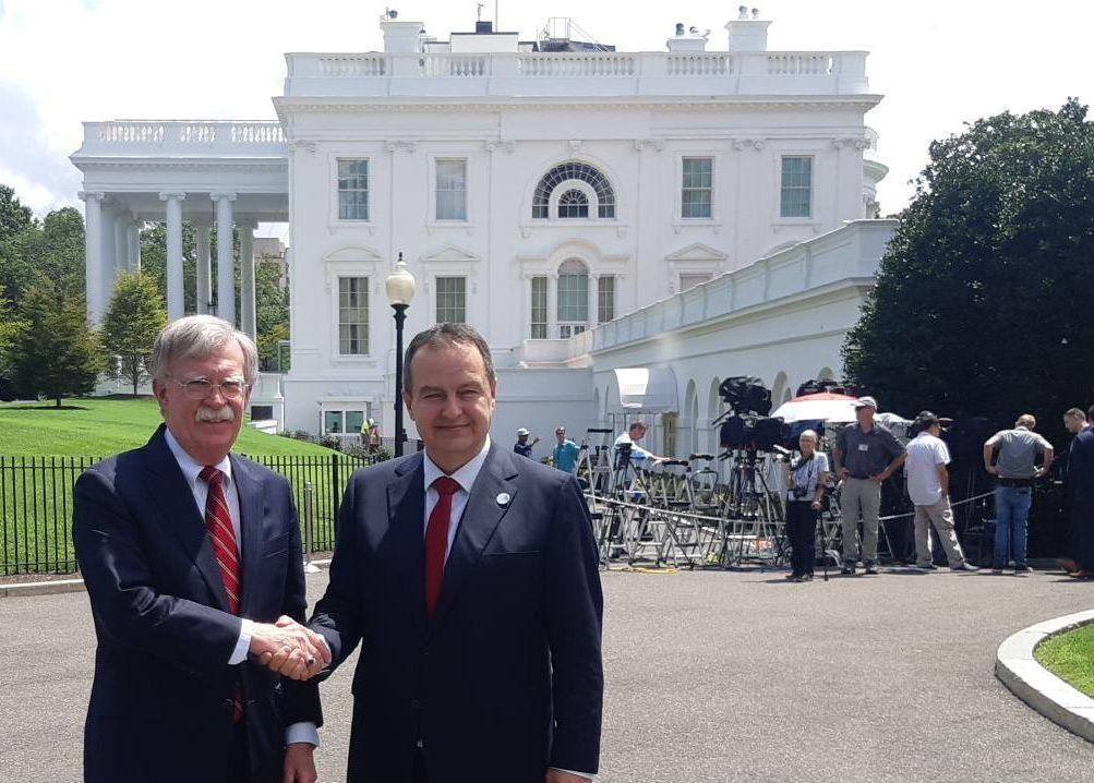 Dačić: Očekujemo veći angažman SAD da izvrši pritisak na Prištinu