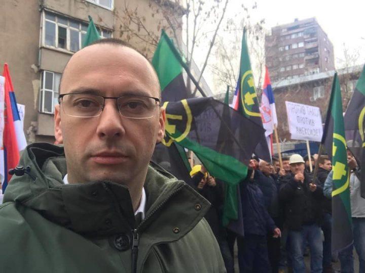 Simić čestitao Dan rudara: Čuvajući Trepču vi čuvate sebe, svoje porodice i naš narod na KiM