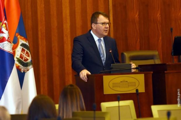 Novi Sad: Igor Mirović izabran za predsednika Pokrajinske vlade