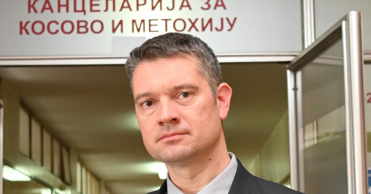 Popović: Političari u Prištini da se okanu pretnji i da pokažu odgovornost prema svim žiteljima KiM