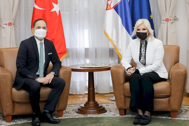 Dobra saradnja Srbije i Turske u oblasti saobraćaja