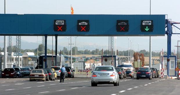 Integrisan granični prelaz između Srbije i Severne Makedonije