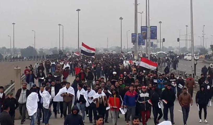 Marš protiv američke vojske u Bagdadu