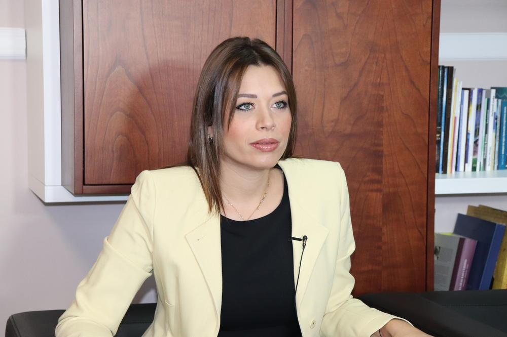 Vujović pozvala građane da ne nasedaju na laži Obradovića