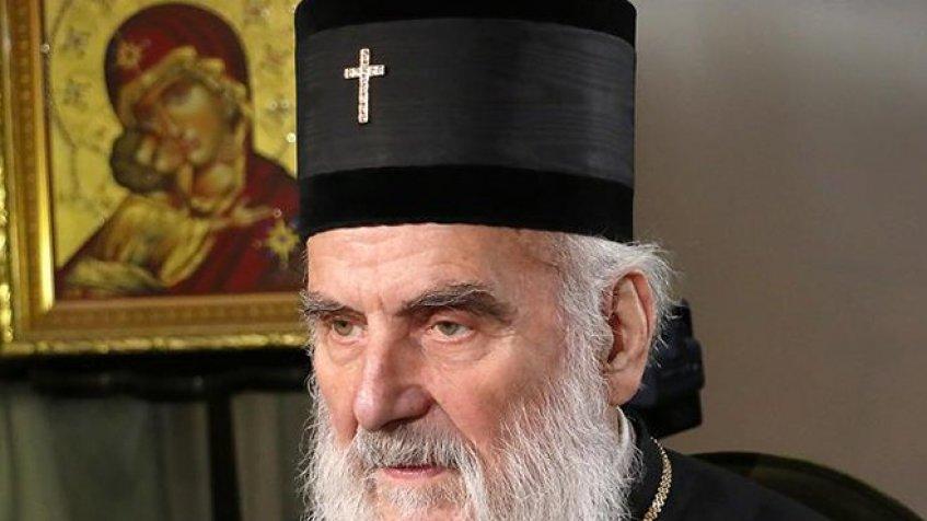 Patrijarh Irinej sutra u Dragancu
