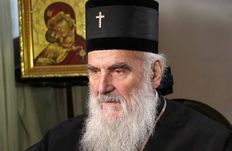 Irinej: Episkopi i srpski narod u CG imaju moju podršku