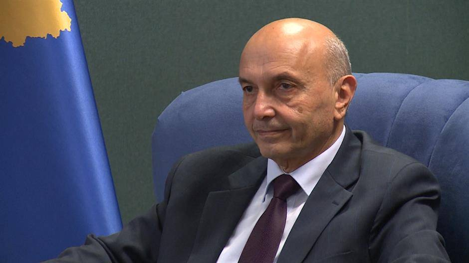 Mustafa: Nisam razgovarao s Lajčakom o promeni ustava