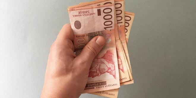Prosečna zarada u Srbiji u martu 54.271 dinar