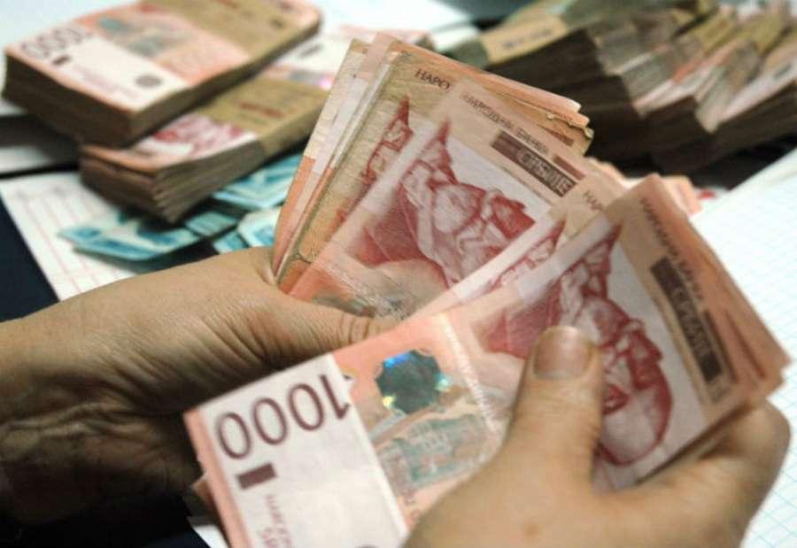 Deficit budžeta 0,6 milijardi dinara u prva dva meseca 2020.