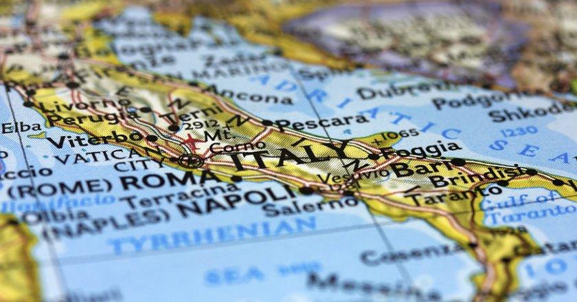 Od 3. juna Italija otvara granice između svih regija