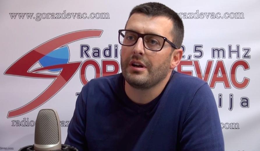 "Novinar Darko Dimitrijević nominovan za nagradu ""Najevropljanin godine"""