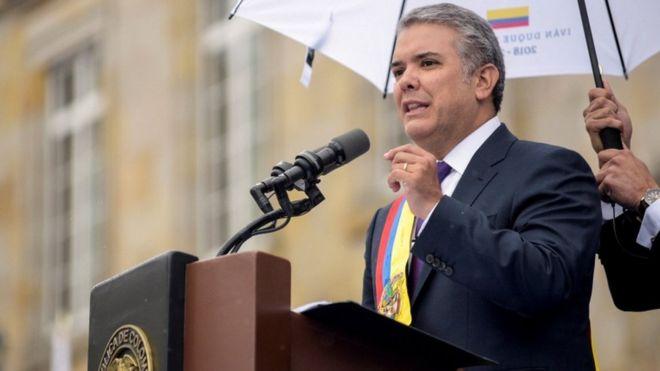 Sprečen atentat na predsednika Kolumbije