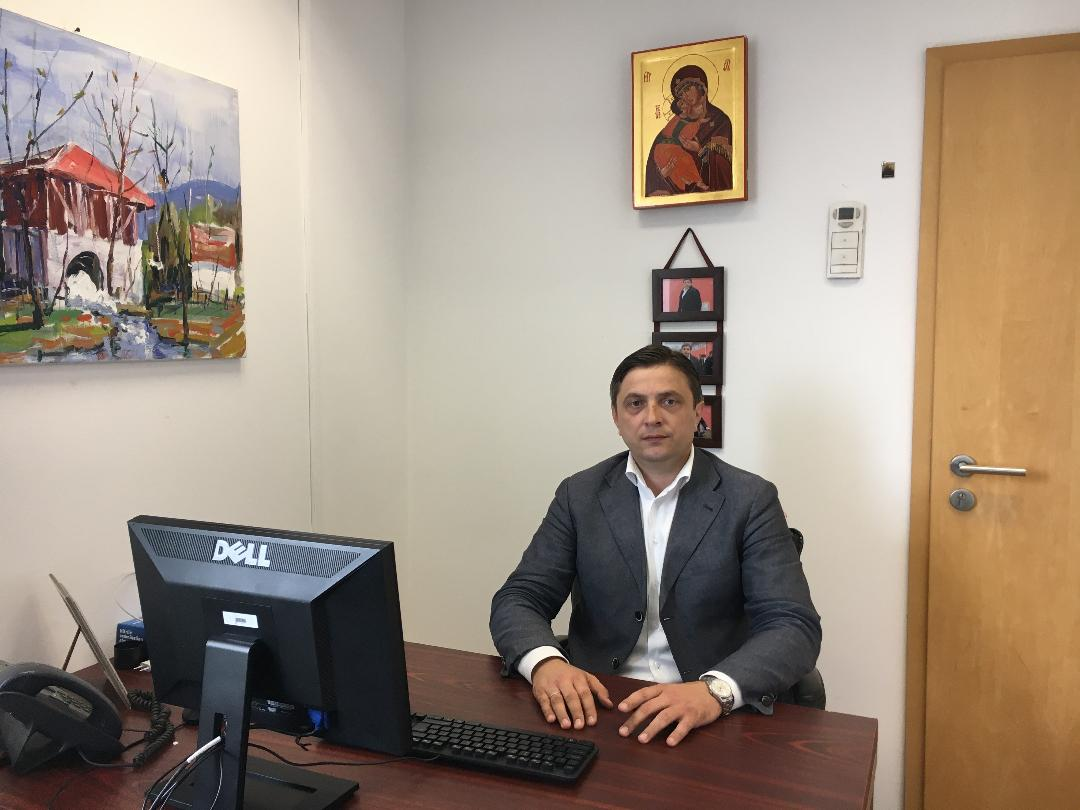 Ivan Milojević čestitao Dan rudara
