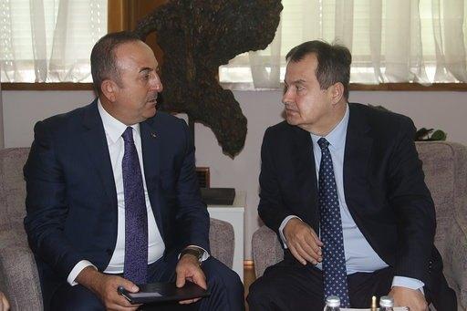 Dačić i Čavušoglu: Bilateralni odnosi u usponu