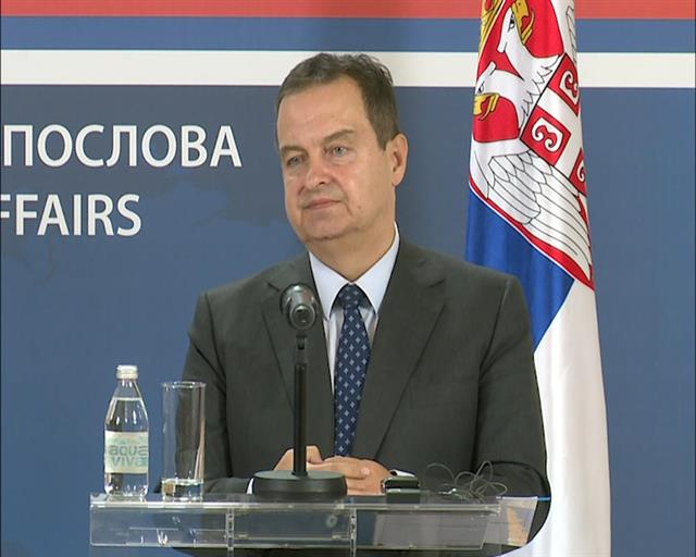 Dačić: Odnosi sa Finskom dobri, veliki prostor za dalje unapređenje