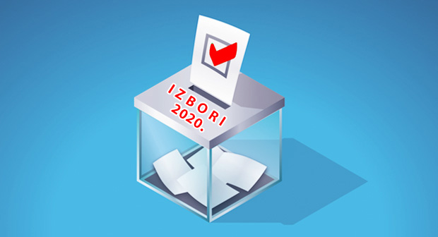 Sutra u ponoć ističe rok za predaju izbornih lista
