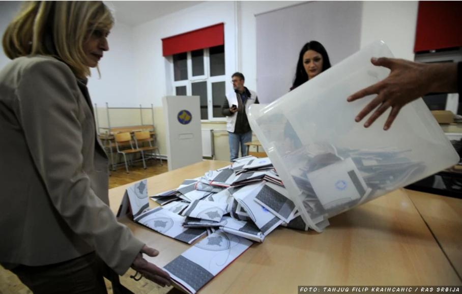 Prebrojavanje glasova odlaže formiranje kosovske vlade