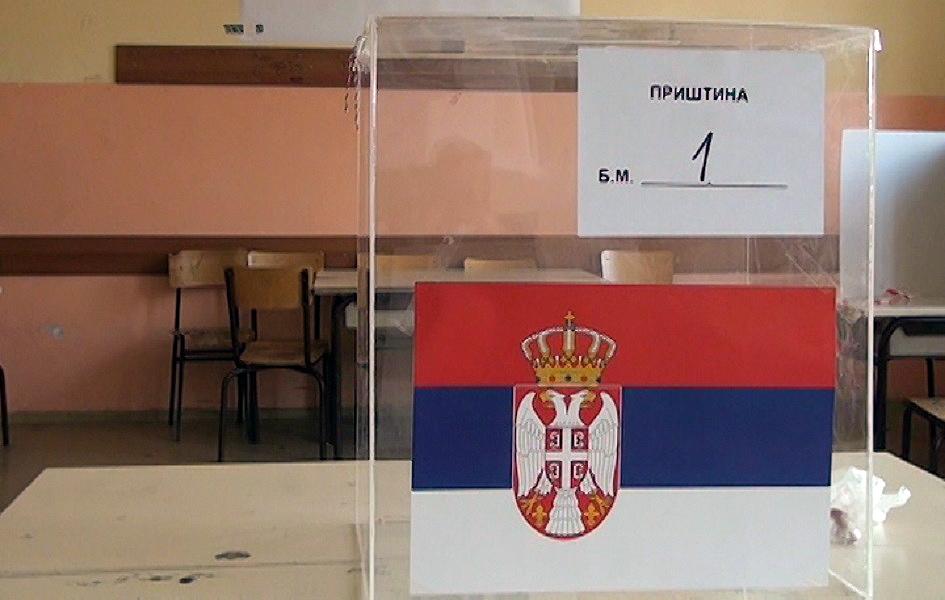 U Kosovu Polju do 17 sati glasalo 21,97% birača, u Obiliću 35,18%